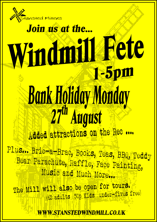 Fete 27th August